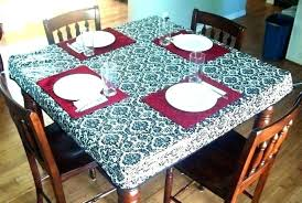 round table covers with elastic elasticised vinyl tablecloth org fitted elasticized square tablecloths picnic