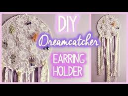 Dream Catcher Earring Holder