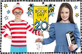 clic world book day costumes for kids