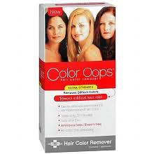Color Oops Extra Strength <b>Hair Color Remover</b> | Walgreens
