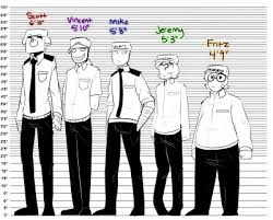 Height Difference Chart Height Chart Tumblr