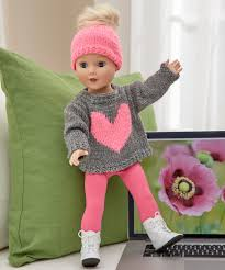 Free Knitting Patterns To Download Classy Free Free Knitting Patterns For Dolls Clothes To Download Patterns