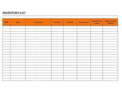 Office Inventory List Template Office Supply Inventory Template Professional Also Templates