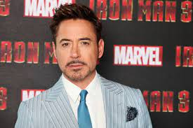 Actor and investor Robert Downey Jr ...