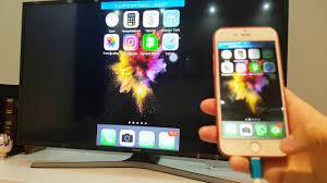 İphone Telefonlar Hdmi ile Televizyona Nasıl Bağlanır? - YouTube