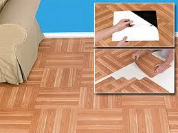 Peel And Stick Wood Floor With Pattern John Robinson Decor How