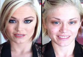 galleries stars with and without makeup