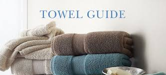 Towel Buying Guide | The Company Store