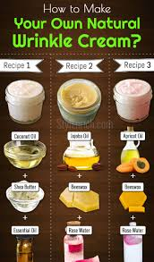 diy wrinkle cream