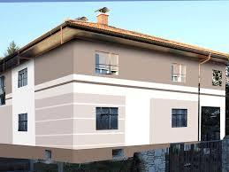 Hausfassade Farbe Planen Wohnzimmerdekogq
