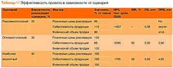 Курсовая работа Оценка рисков инвестиционного проекта  Курсовая работа Оценка рисков инвестиционного проекта качественный и количественный подходы ru