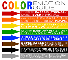 The Art And Emotion Of The Brand  Cognisus Marketing SolutionsEmotional Colours