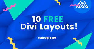 Layouts Blue 10 Free Divi Layouts You Need To Download Today Mrkwp