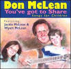 You've Got to Share: Songs for Children