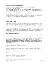Finance Officer Performance Appraisal