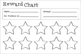 children rewards charts star rewards chart for children best 25 printable reward charts