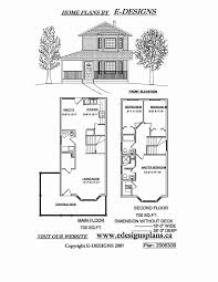 narrow lot 2 story house plans beautiful high resolution small 2 story house plans 4 small two story narrow