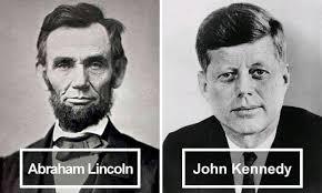 Abraham Lincoln & John F. Kennedy, Reincarnation Or Coincidence? -  Education - Nigeria