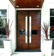 front entry doors modern door pulls wooden3 door