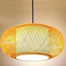 bamboo pendant light bamboo lights modern hand waved bamboo pendant lighting bamboo pendant light shades new