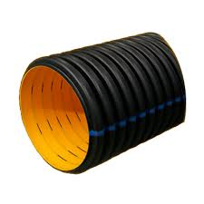 100mm sn 4 perforated drainage corrugated pipe