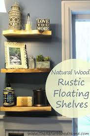 How To Make Floating Shelves From Solid Wood Interesting A Detailed DIY Tutorial To Build Floating Shelves From Solid Wood