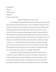 tartuffe and phaedra introduction similarities in writing styles  2 pages tartuffe and phaedra second common theme