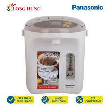 Bình thủy điện Panasonic 2.2 lít NC-EG2200CSY - Hàng chính hãng - Bình đun  siêu tốc