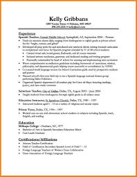 Language Tutor Sample Resume Resume For Call Center