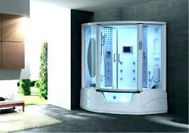kohler sterling 4 piece tub shower