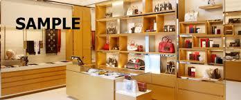 interior design furniture store. AA Interior Design Furniture - Project Bvlgari Shop Trang Tien Plaza Image 1 Store
