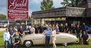 the guild of automotive rers team