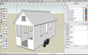 drawing house plans with google sketchup hd home design 1345x776