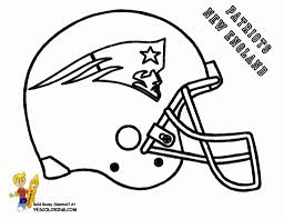 Small Picture New England Patriots Coloring Pages For glumme