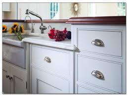 White Kitchen Cabinet Handles Similiar Best Hardware For White Cabinets Keywords