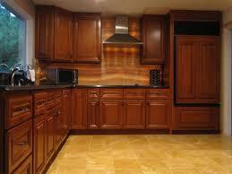 maple caramel glaze kitchen cabinets columbus ohio