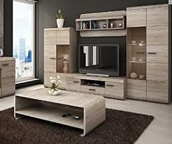tv table. luka - modern set tv table entertainment unit stand living room tv