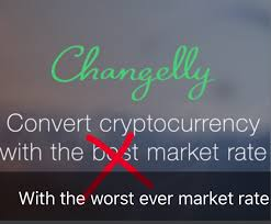 changelly exchanger review warning created with sketch