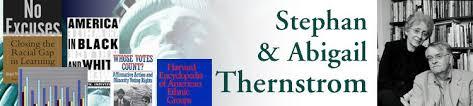 Stephan Thernstrom | Abigail Thernstrom