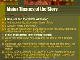 Essay on the yellow wallpaper symbolism AinMath