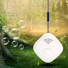 Wearable <b>Air</b> Purifier, Portable <b>Neck</b> Hanging <b>Negative Ion Air</b> ...