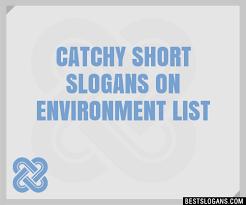Short Slogan