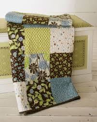 Best 25+ Big block quilts ideas on Pinterest | Easy quilt patterns ... & Big Block Style Quilt - Free Quilt Tutorial Adamdwight.com