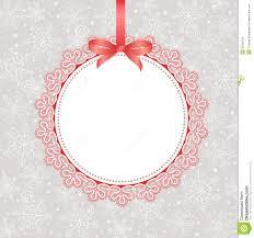 Card Frame Design Template Frame Design For Greeting Card Stock Illustration
