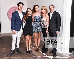 Ben Cohen, Ava Cohen, Athina Jordanou Cohen, Liza Cohen, Rob Cohen at PAUL  KASMIN GALLERY, BRANDON