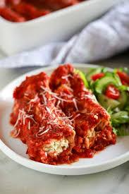 manicotti recipe tastes better from