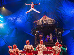 Veracious Kooza Seating Chart Cirque Du Soleil Seating Chart