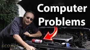 how to fix computer problems in your car a little spray cleaner how
