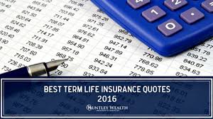 Term Life Quotes Inspiration Best Term Life Insurance Quotes 48 Sample Rates Tips
