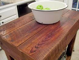Kitchen Table Our Vintage Home Love How To Build A Rustic Kitchen Table Island